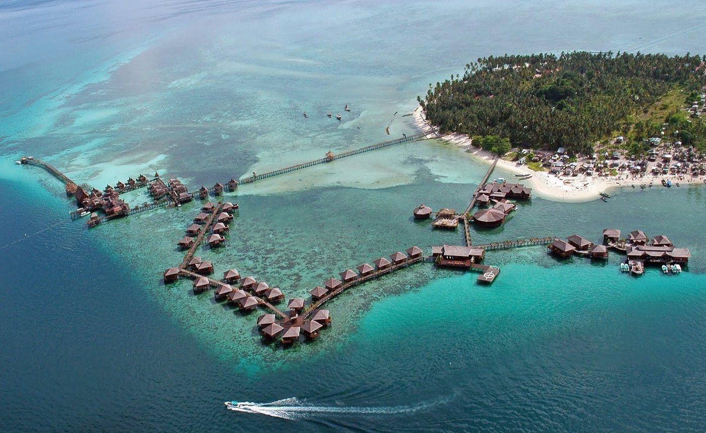 سابان جزیرہ، ملائیشیا
