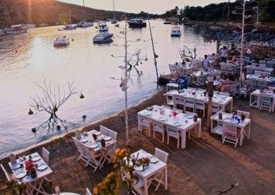 مطاعم بودروم تركيا