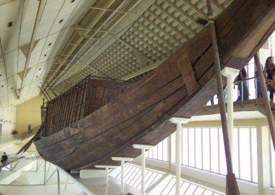 متحف مركب الشمس في القاهرة | السياحة فى متحف مركب الشمس فى مصر