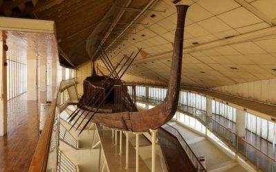 متحف مركب الشمس في القاهرة