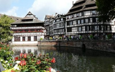 Tourist places in Strasbourg