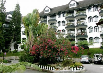 strawberry park resort cameron highland فندق ستروبري بارك