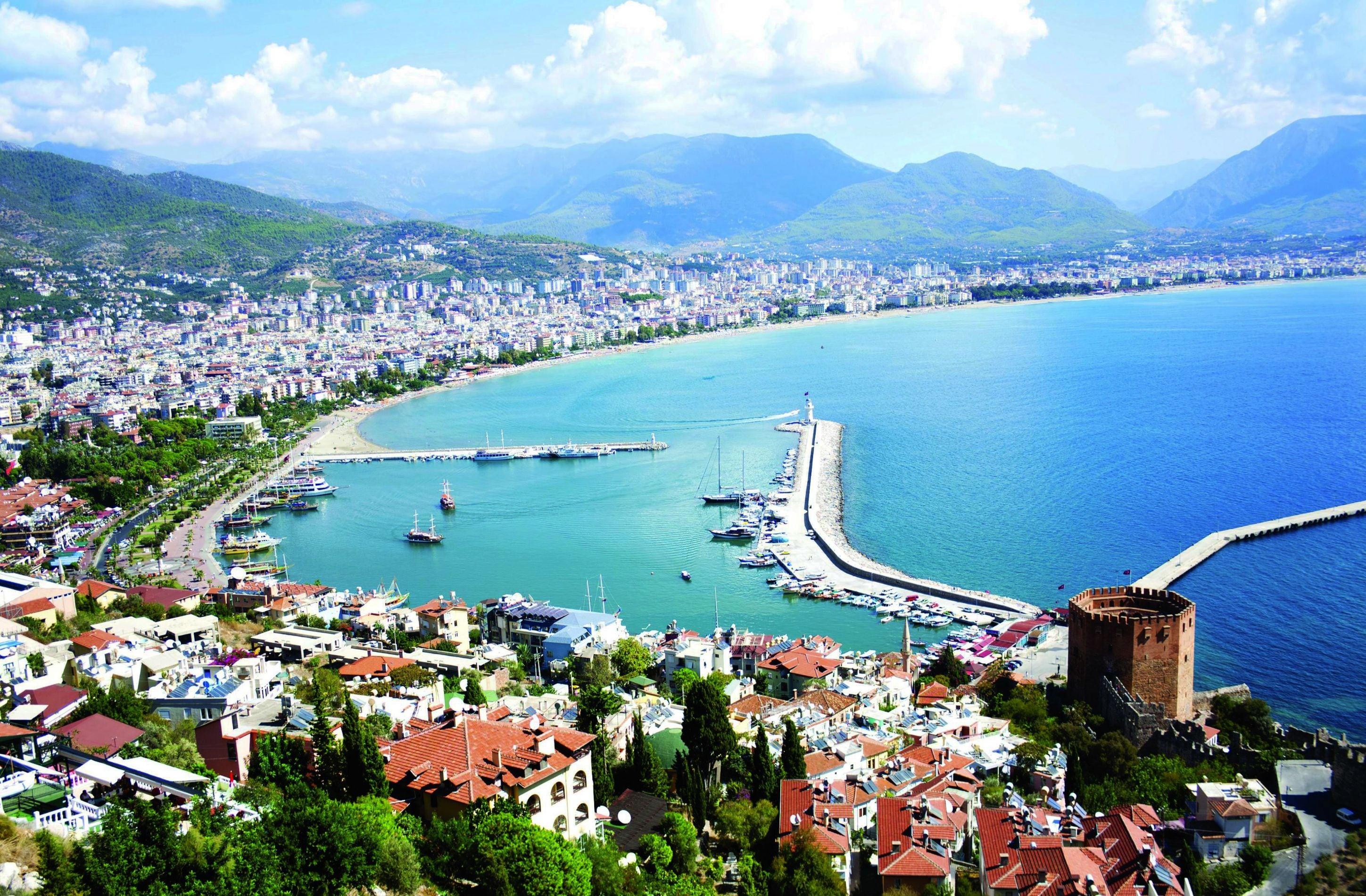 مدينه الانيا تركيا