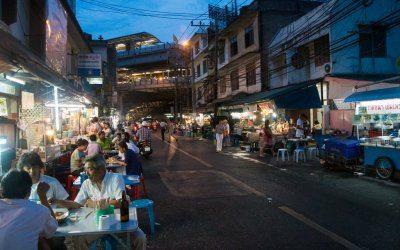 شارع سوكومفيت بانكوك