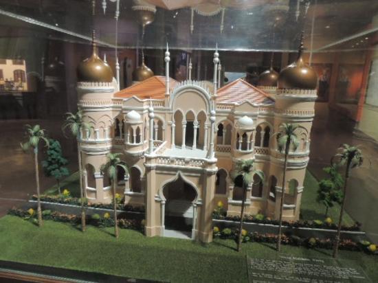 أنشطة في متحف السلطان شاه سيلانجور ماليزيا
