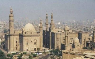 مسجد السلطان حسن في مصر