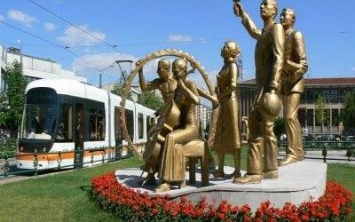 المعالم السياحية في اسكي شهير