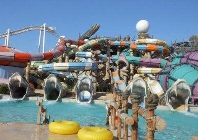 الحدائق المائية في الإمارات وأشهرها | تعرف على الحدائق المائية فى الامارات