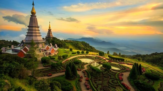 مدينة ماي هونج سون الخلابه والسياحيه بها | السياحة فى مدينة ماى هونج سون فى تايلاند