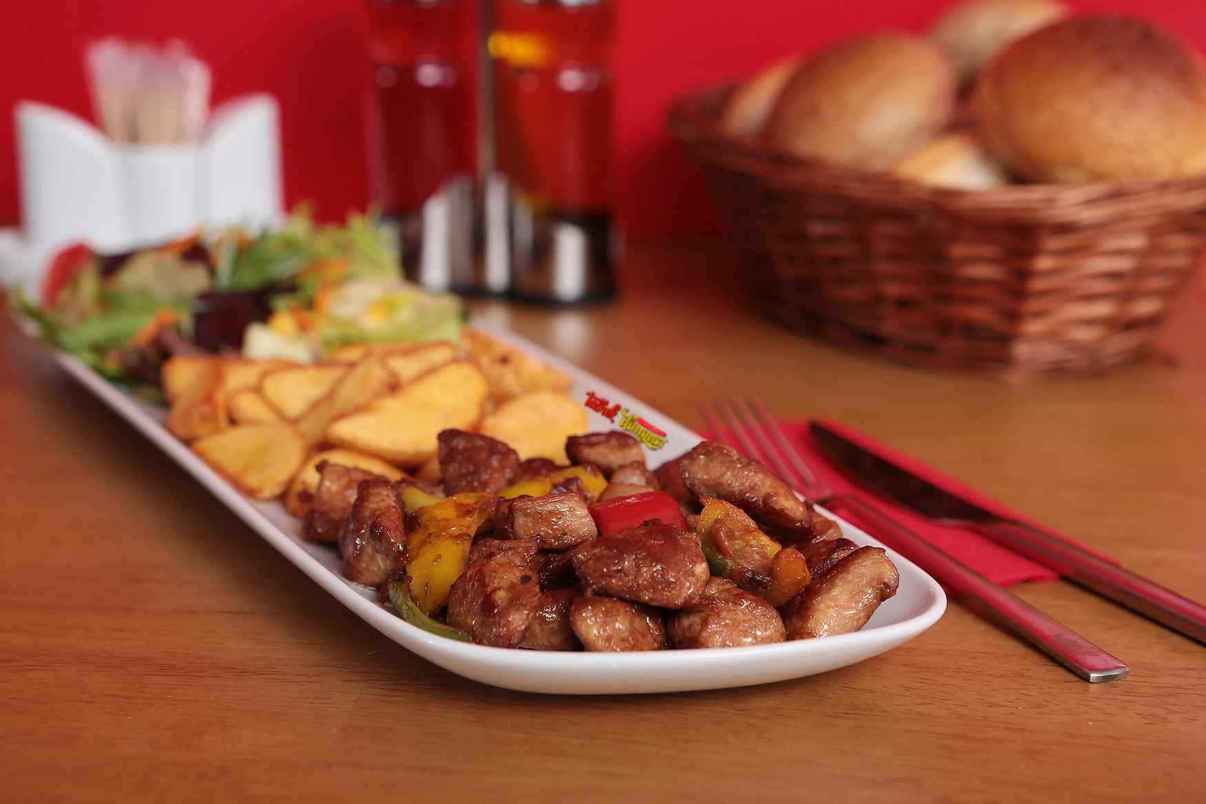 مطعم هاتاي سوفراسي أسطنبول تركيا
