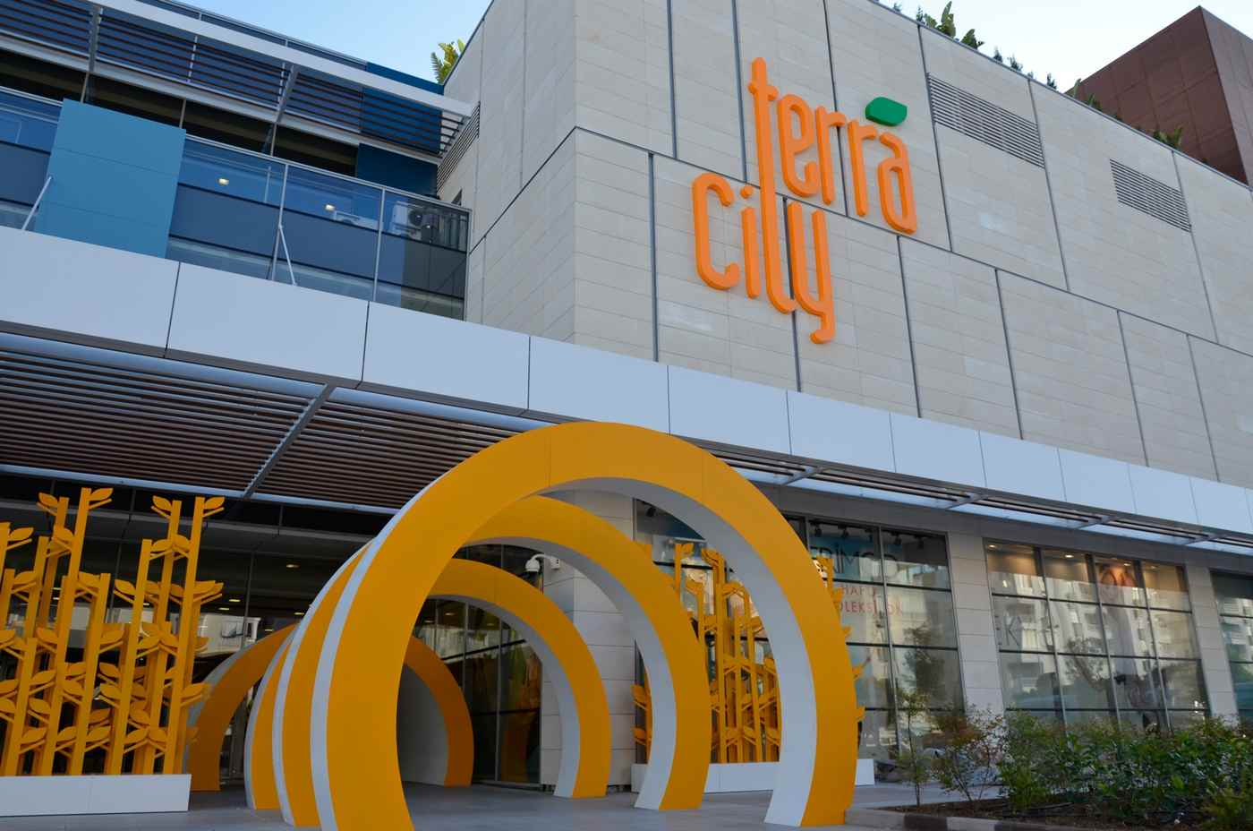 مركز تسوق تيرا سيتي انطاليا تركيا