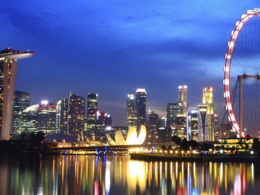 سنغافورة | نبذة عن سنغافورة | اين تقع سنغافورة