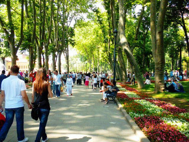 أجمل 6 من حدائق اسطنبول التي ننصحك بزيارتها