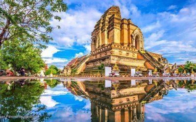 جاذبه های گردشگری در چیانگ مای