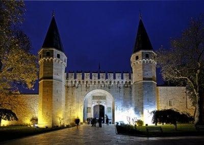 قصر توبكابى اسطنبول