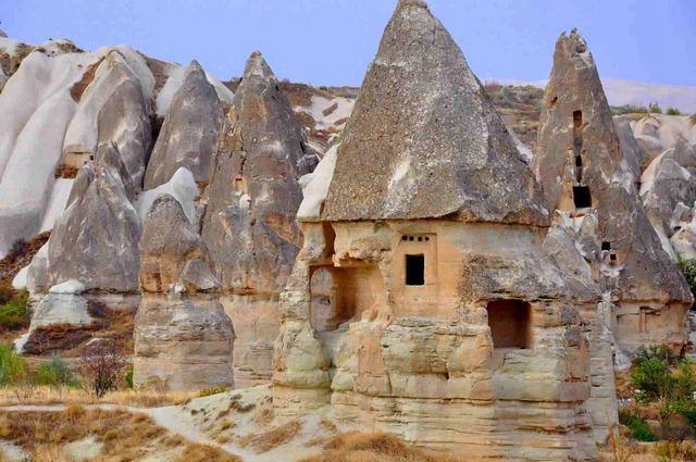 أفضل أماكن السياحة في كابادوكيا تركيا