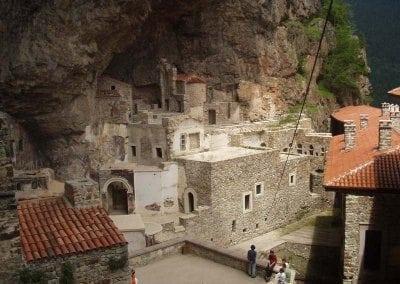 المعالم السياحيه فى طرابزون تركيا