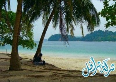 شاطئ باتو فرنجي في بينانج | اهم الانشطة الترفيهيه فى شاطئ باتو فرنجى