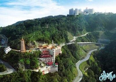 اهم الاماكن السياحية في سيلانجور وجنتنج ماليزيا | السياحة فى سيلانجور وجنتنج
