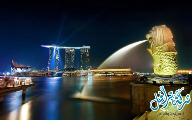 En önemli 6 aktiviteleri Merlion Park Singapore Park'ta.