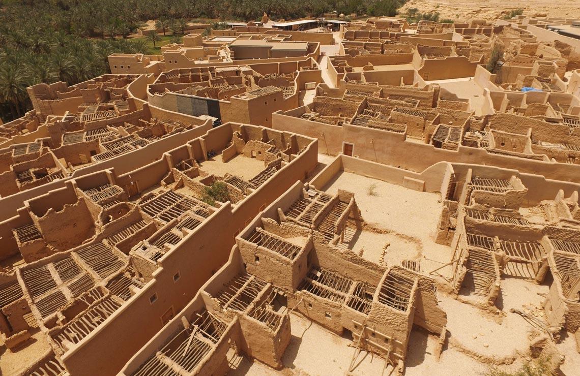 افضل الانشطة السياحية فى الدرعية التاريخيه فى الرياض