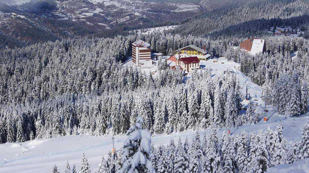 جبل اولوداغ بورصة تركيا