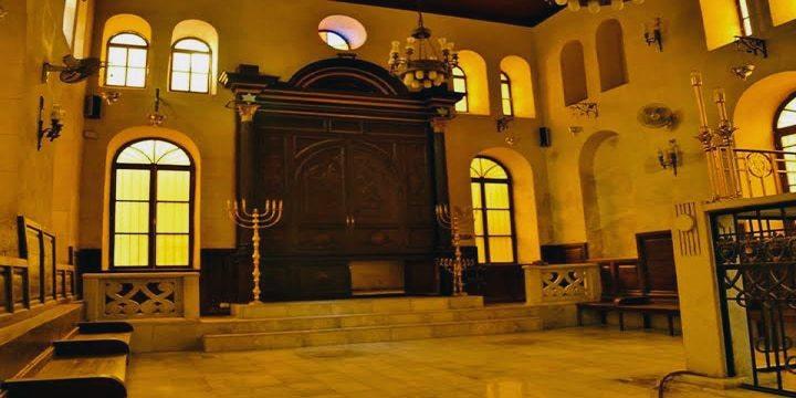 معبد موسى بن ميمون