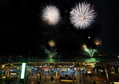فعاليات مهرجان دبي للتسوق 2018