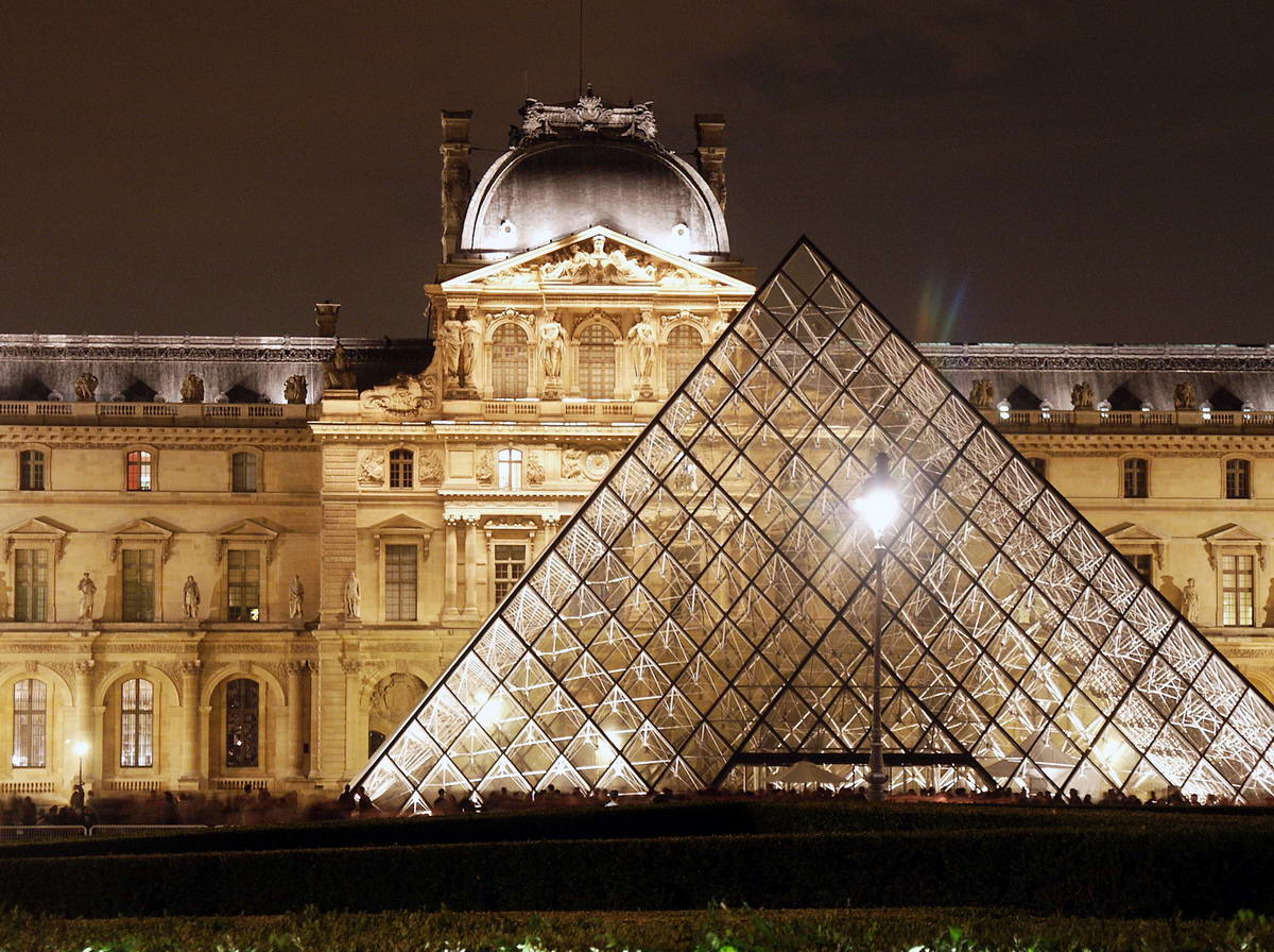 Louvre-Museum Paris