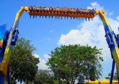 اهم الانشطه السياحيه في حديقة انكول دريم لاند