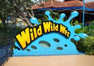 منتزه وايد وايد ويت فى سنغافورة | اهم الانشطة فى وايد وايد ويت سنغافورة