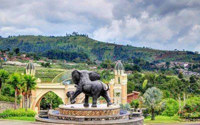 Turîzmê li Bandungê