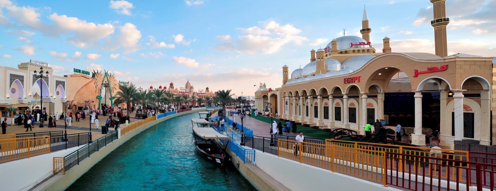 تقرين عن افضل وأهم 10 مولات فى دبي