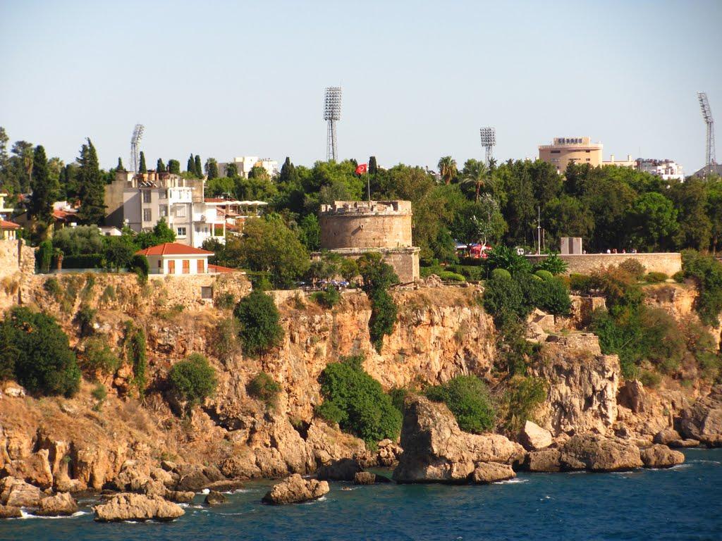 أنشطة في برج هيديرليك انطاليا تركيا
