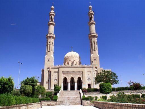 مسجد الطابية في أسوان