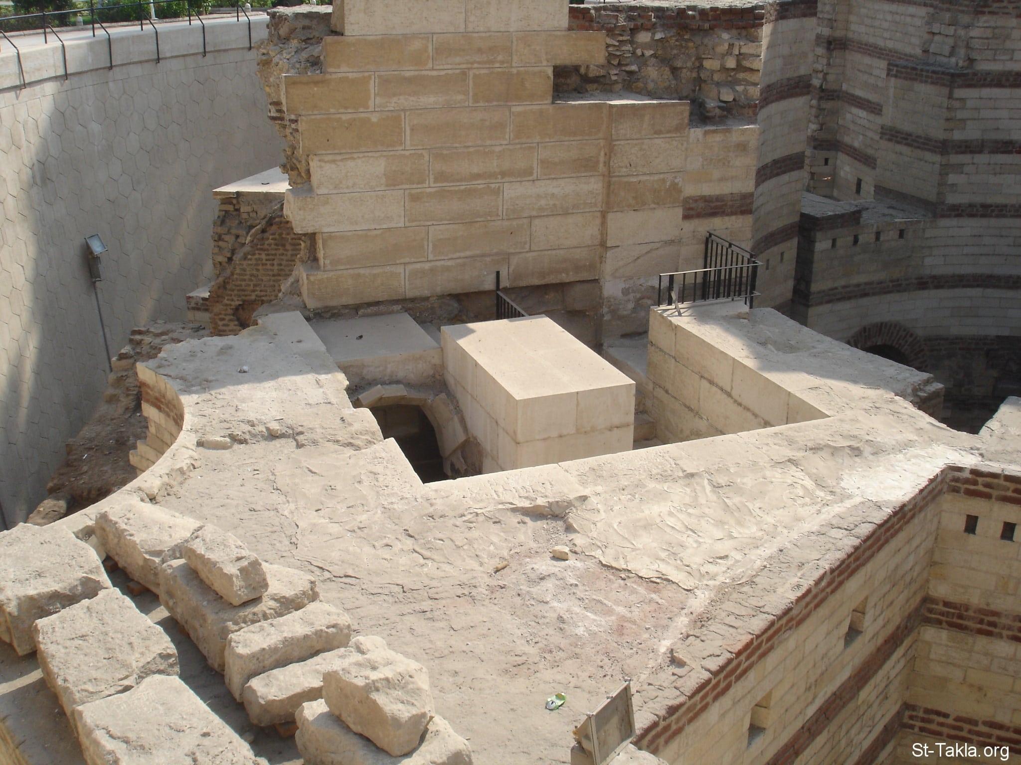 حصن بابليون مصر