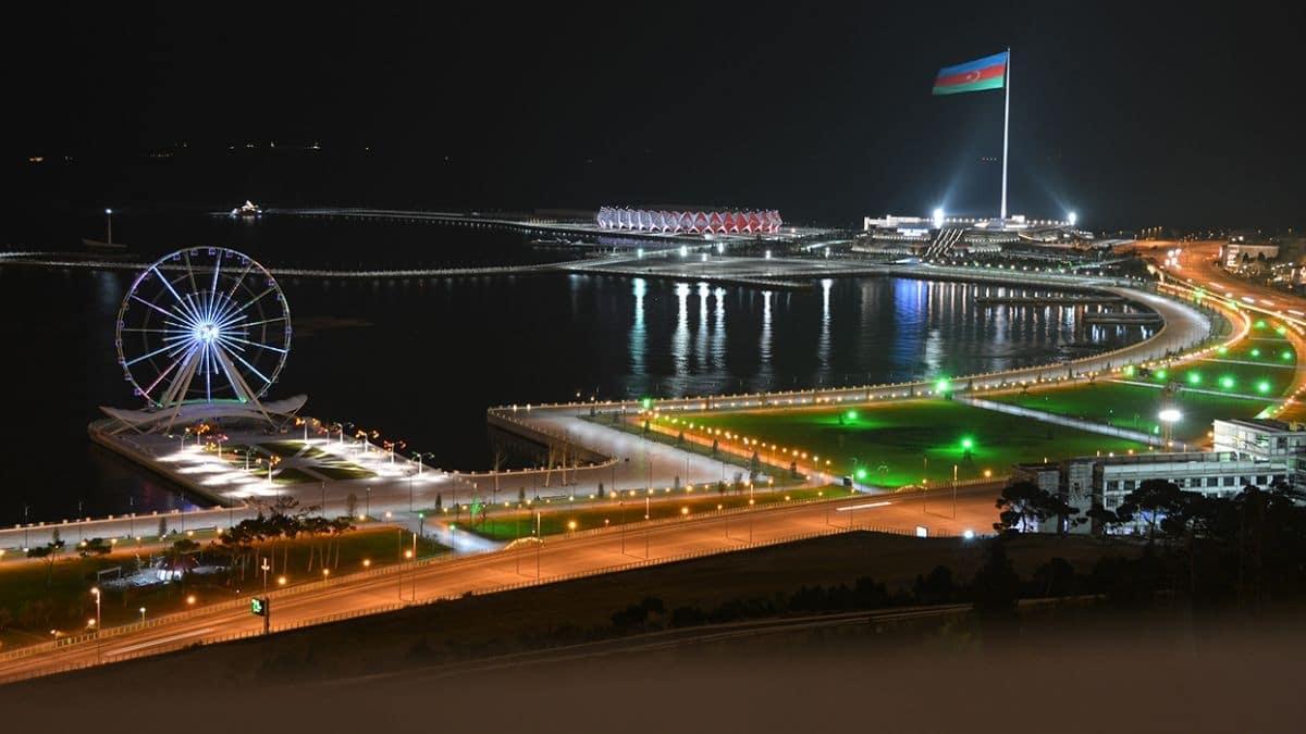 اهم المعلومات عن اذريبجان